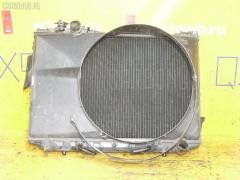 Радиатор ДВС Toyota Crown GS131 1G-FE Фото 2