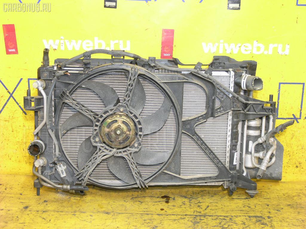 Радиатор ДВС OPEL VITA XN140 Z14XE Фото 1