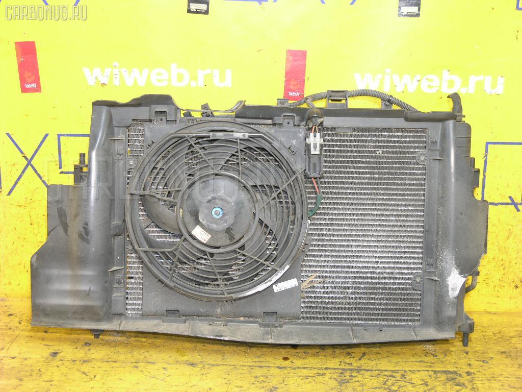 Радиатор ДВС OPEL VITA XN140 Z14XE Фото 2