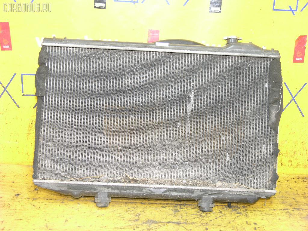 Радиатор ДВС Toyota Crown majesta UZS151 1UZ-FE Фото 1