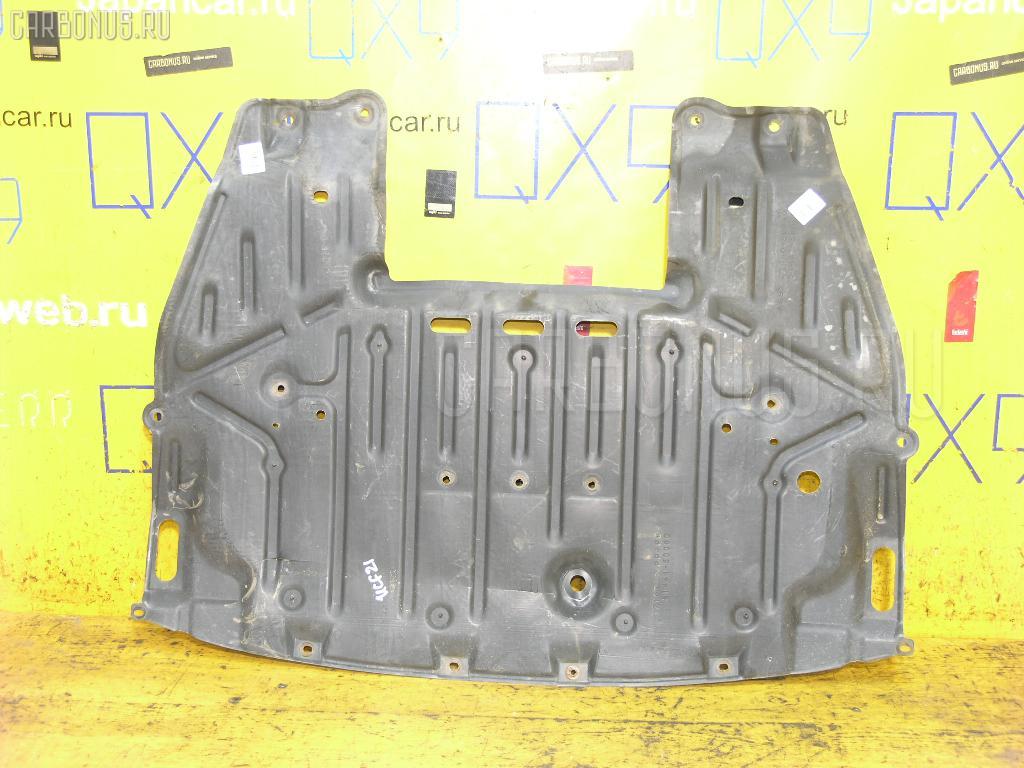 Защита двигателя TOYOTA CELSIOR UCF21 1UZ-FE. Фото 2
