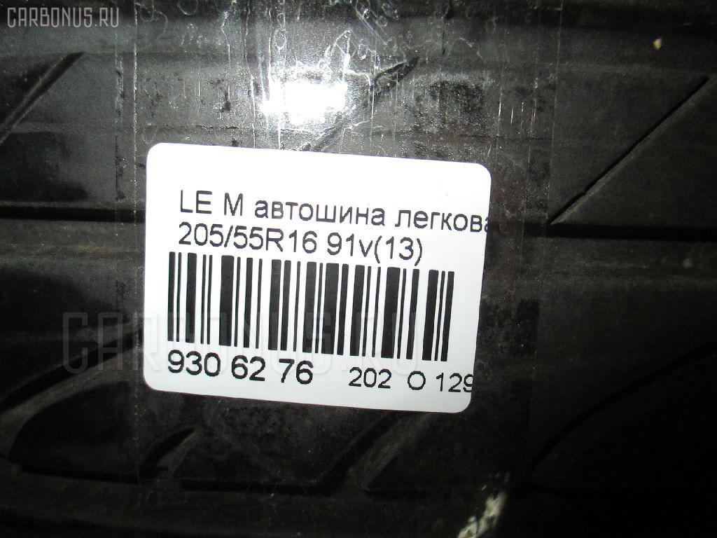 Автошина легковая летняя LE MANS LM704 205/55R16 DUNLOP Фото 3