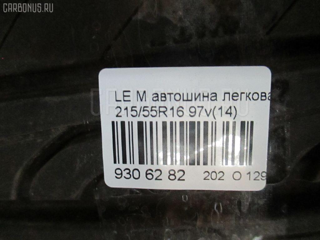 Автошина легковая летняя LE MANS LM704 215/55R16 DUNLOP Фото 3