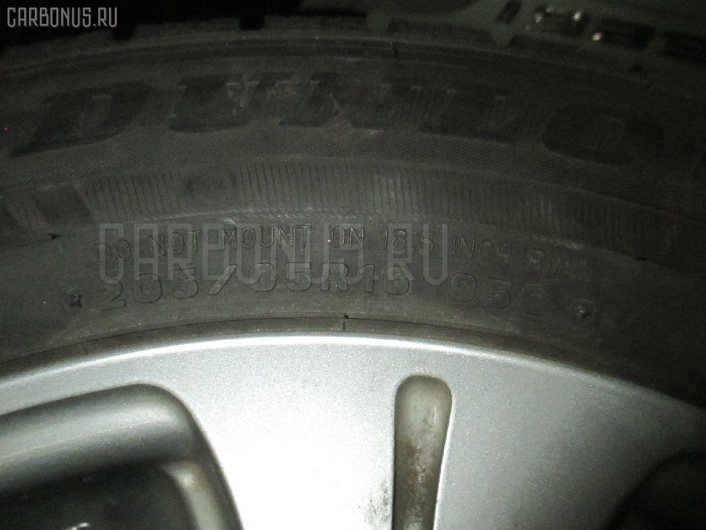 Автошина легковая зимняя Dsx-2 205/65R16 DUNLOP Фото 1