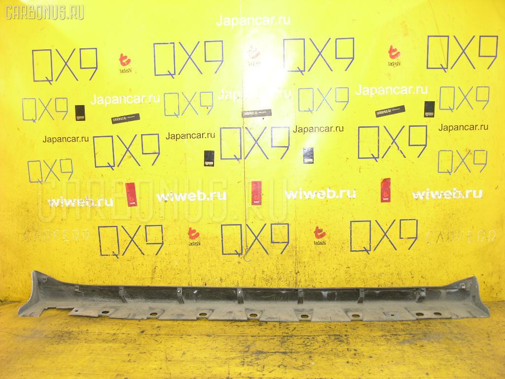 Порог кузова пластиковый ( обвес ) DAIHATSU COO M402S Фото 1