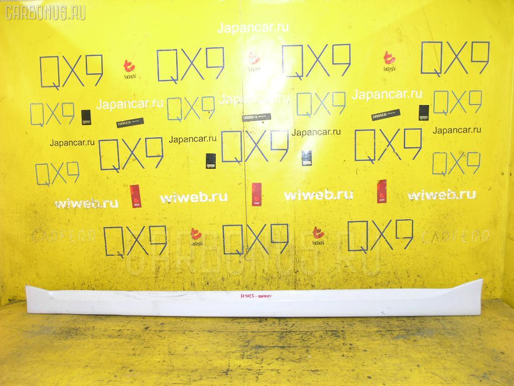 Порог кузова пластиковый ( обвес ) DAIHATSU COO M402S Фото 2