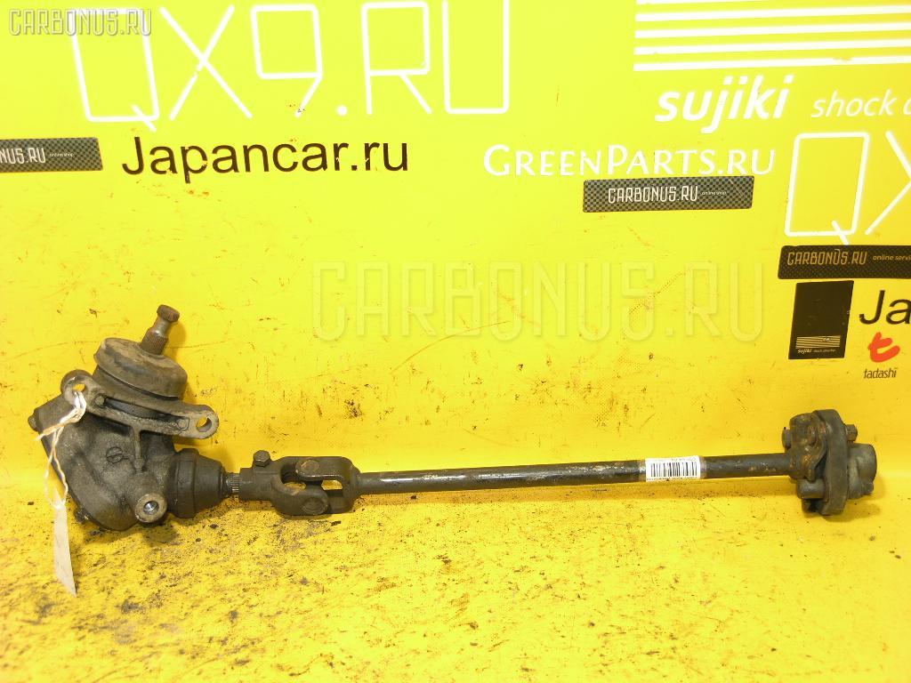 Рулевой редуктор MITSUBISHI DELICA STAR WAGON P35W 4D56 Фото 1
