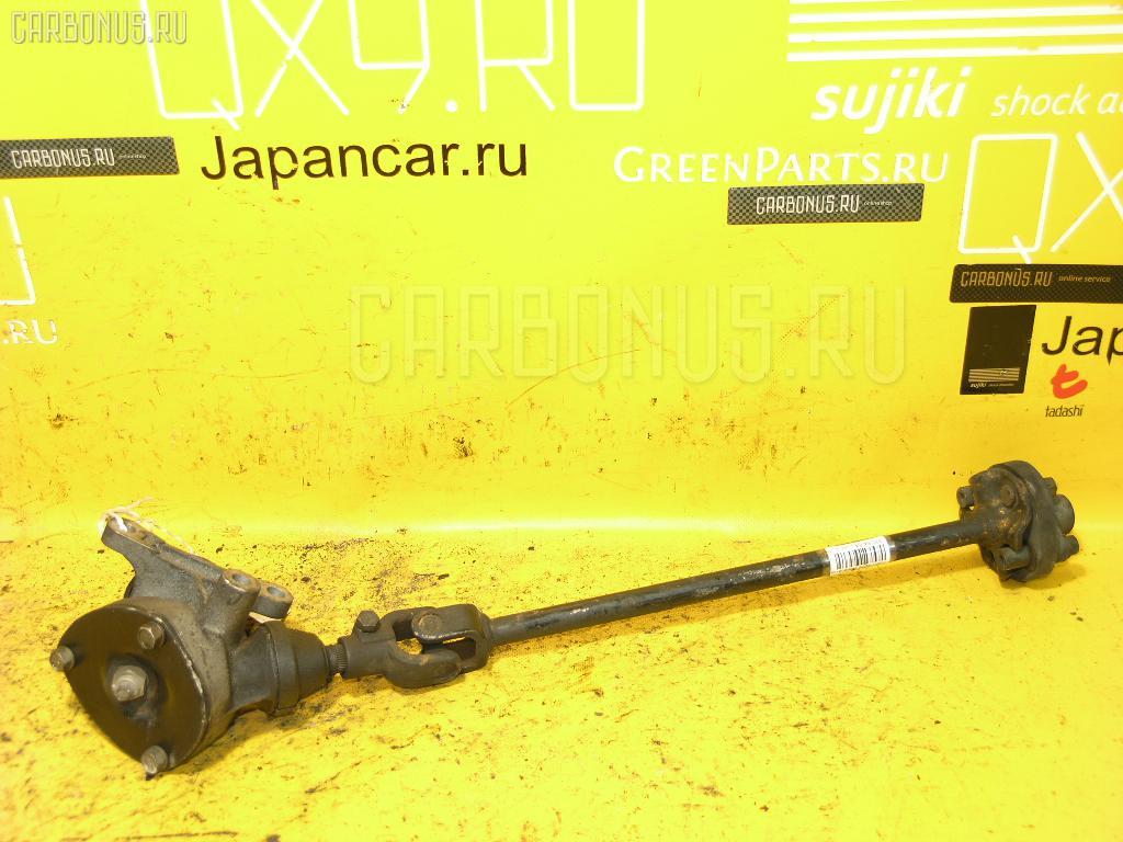 Рулевой редуктор MITSUBISHI DELICA STAR WAGON P35W 4D56 Фото 2