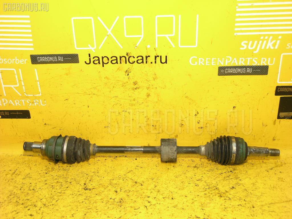Привод Toyota Passo KGC10 1KR-FE Фото 1