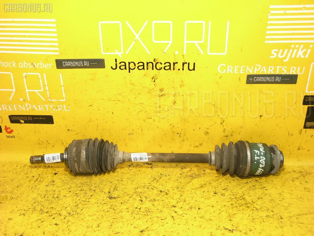 Привод MITSUBISHI PAJERO IO H76W 4G93. Фото 9