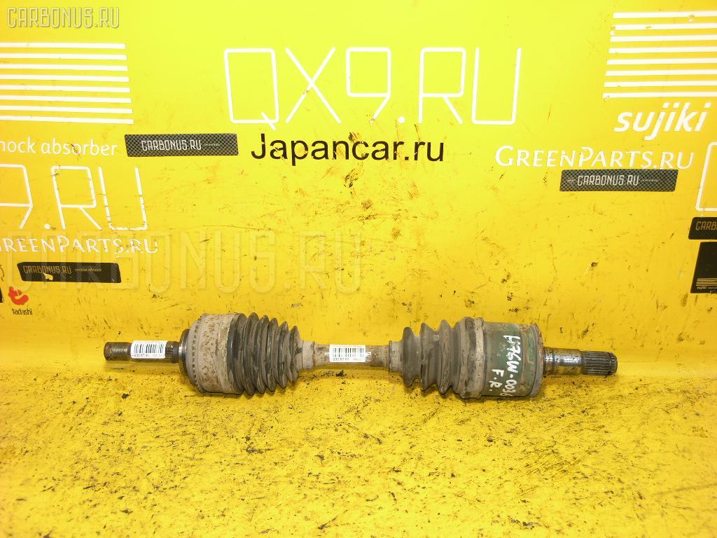 Привод Mitsubishi Pajero io H76W 4G93 Фото 1