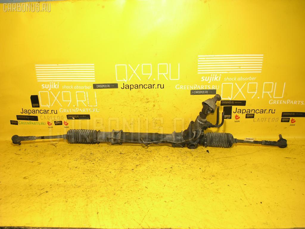 Рулевая рейка TOYOTA CHASER GX81 1G-FE. Фото 6