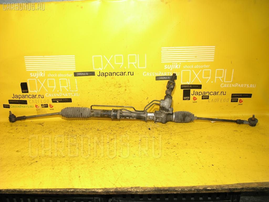 Рулевая рейка MITSUBISHI PAJERO IO H76W 4G93. Фото 11