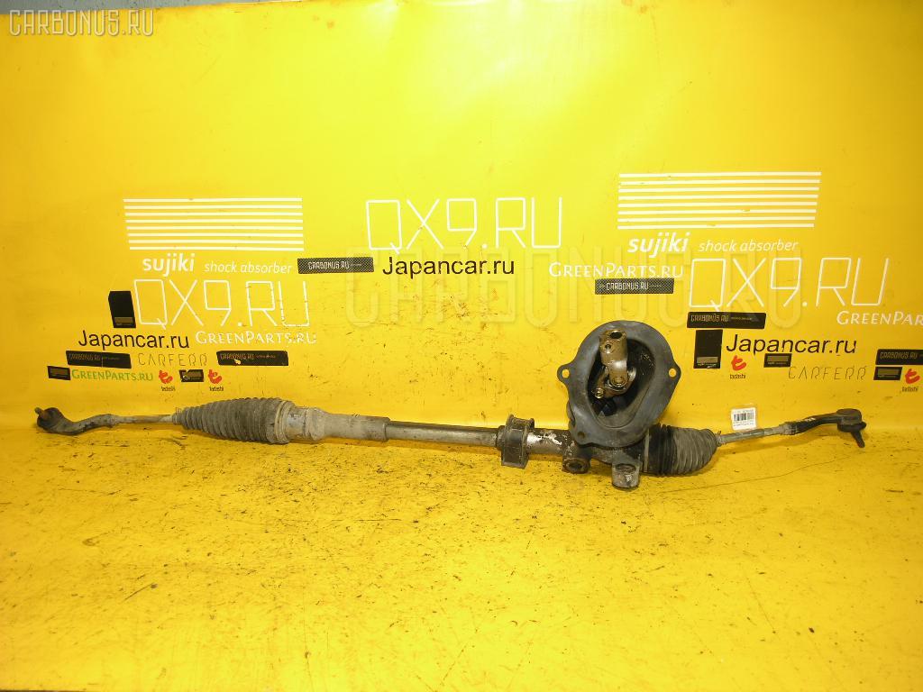 Рулевая рейка TOYOTA PASSO KGC10 1KR-FE Фото 1