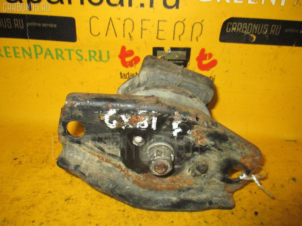 Подушка двигателя TOYOTA CHASER GX81 1G-FE. Фото 4