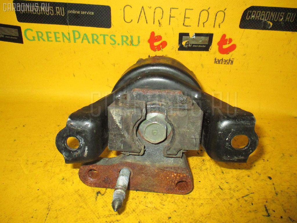 Подушка двигателя TOYOTA CARINA ST190 4S-FE. Фото 5