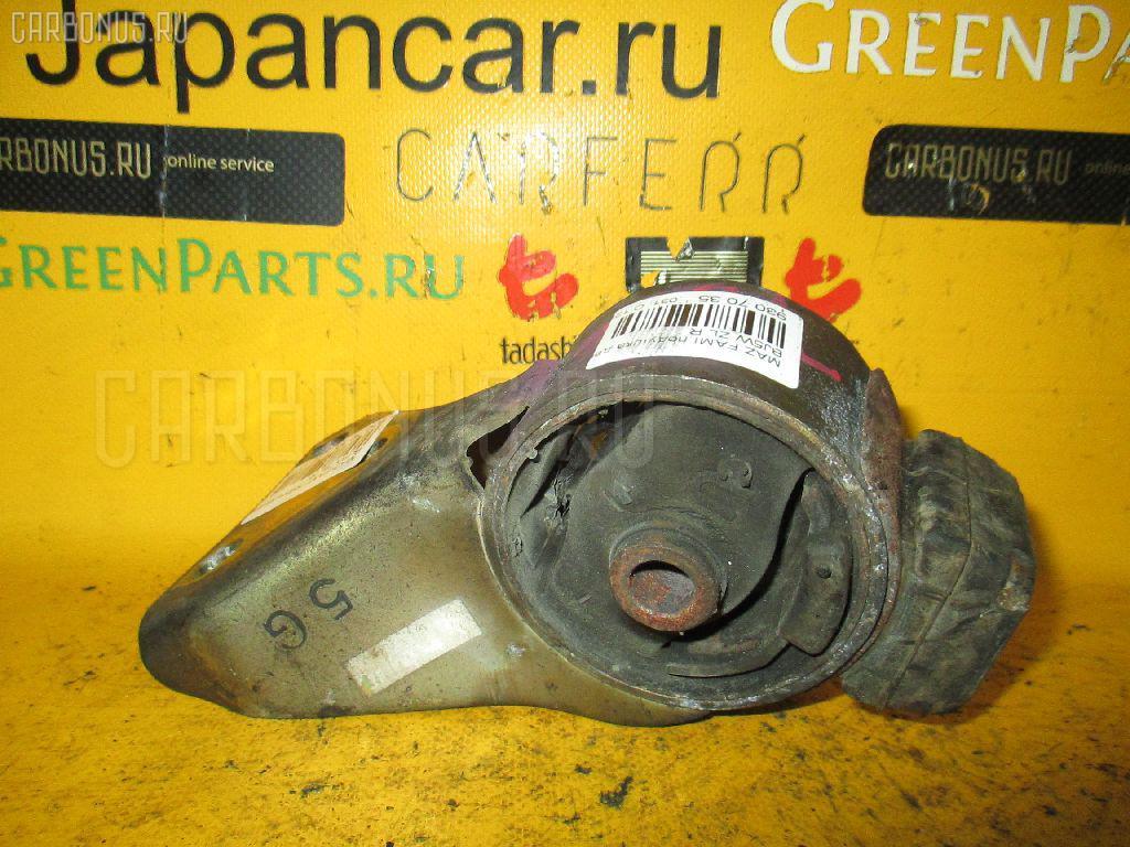 Подушка двигателя MAZDA FAMILIA S-WAGON BJ5W ZL. Фото 11