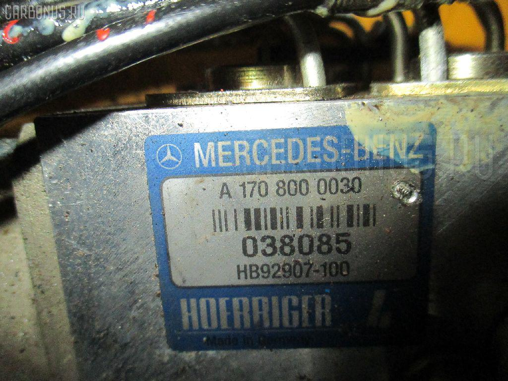 Насос масляный MERCEDES-BENZ SLK-CLASS R170.447 Фото 1