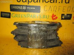 Тормозные колодки TOYOTA CROWN MAJESTA UZS151 1UZ-FE Фото 2