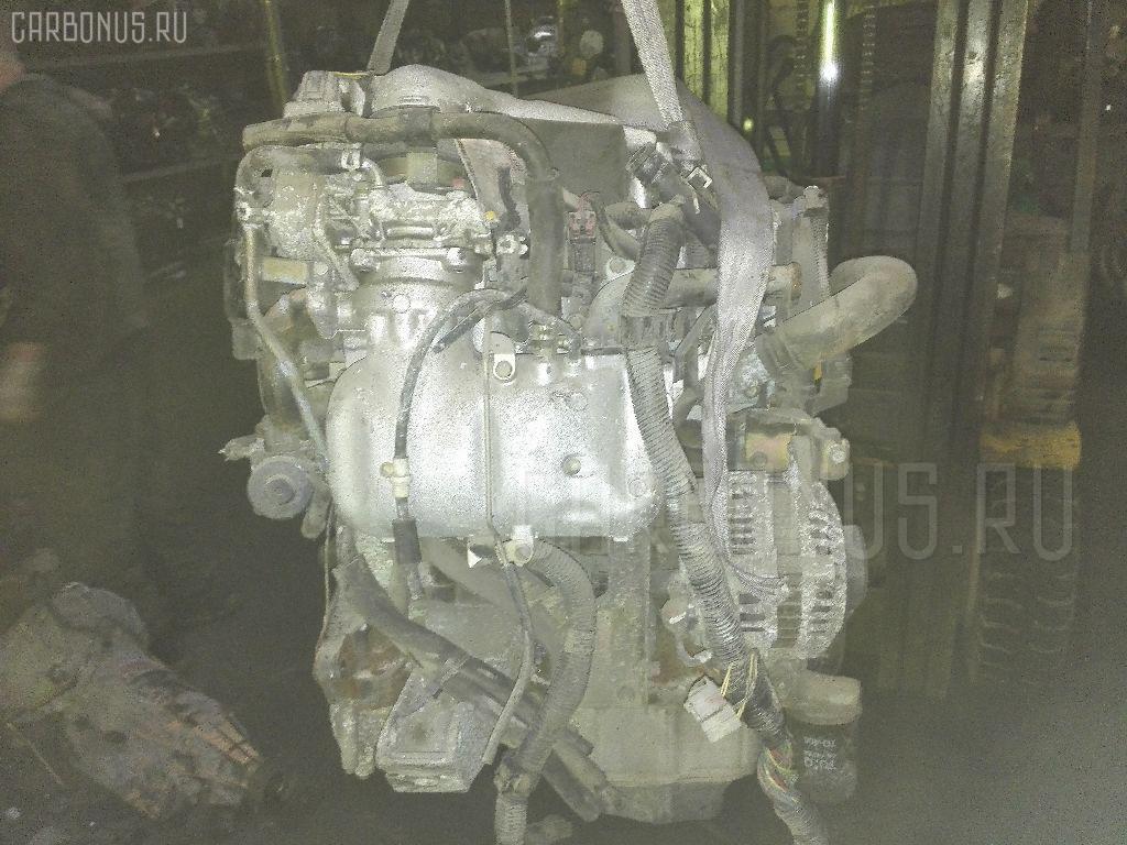 Двигатель MITSUBISHI PAJERO IO H76W 4G93 Фото 2