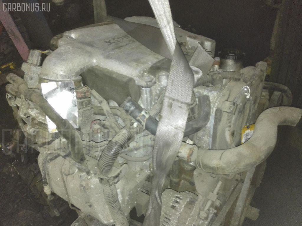 Двигатель MITSUBISHI PAJERO IO H76W 4G93 Фото 6