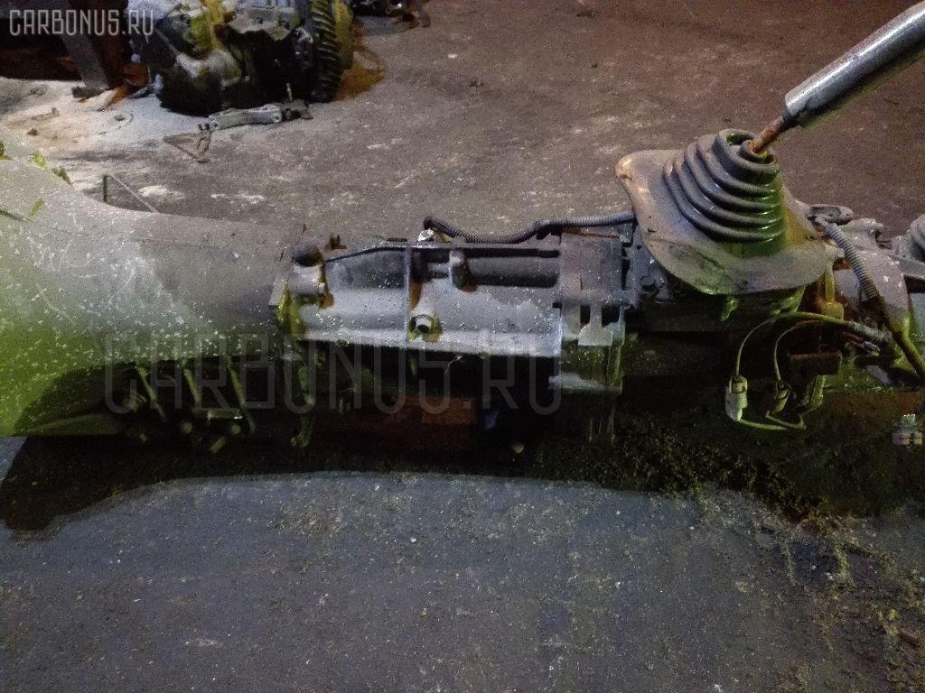 КПП механическая MITSUBISHI PAJERO IO H76W 4G93 Фото 7