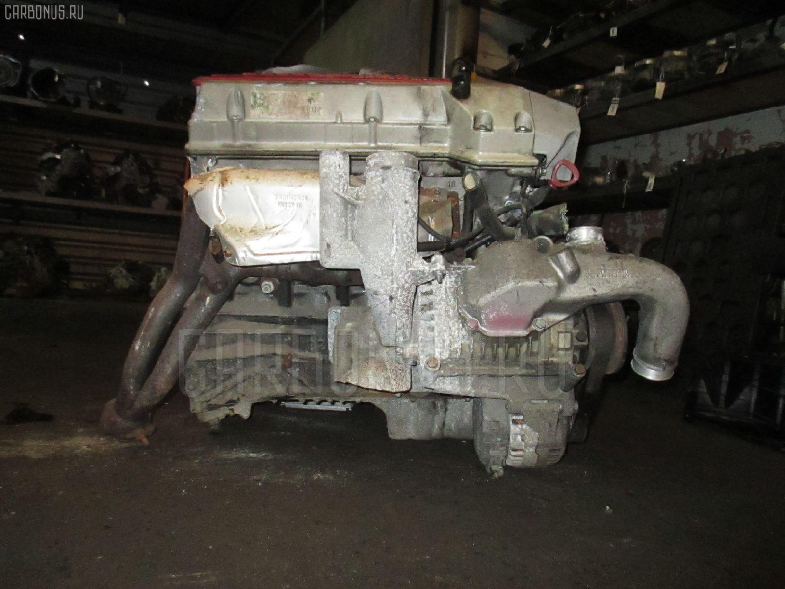 Двигатель MERCEDES-BENZ SLK-CLASS R170.447 111.973 Фото 3