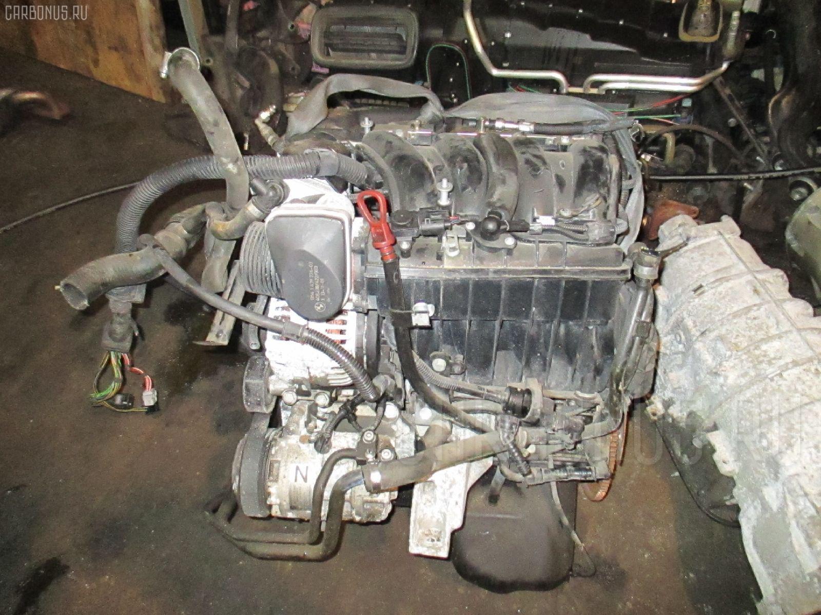 Двигатель BMW 3-SERIES E46-AT52 N42B18A Фото 8