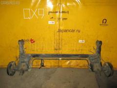Балка подвески DAIHATSU COO M402S 3SZ-VE Фото 3