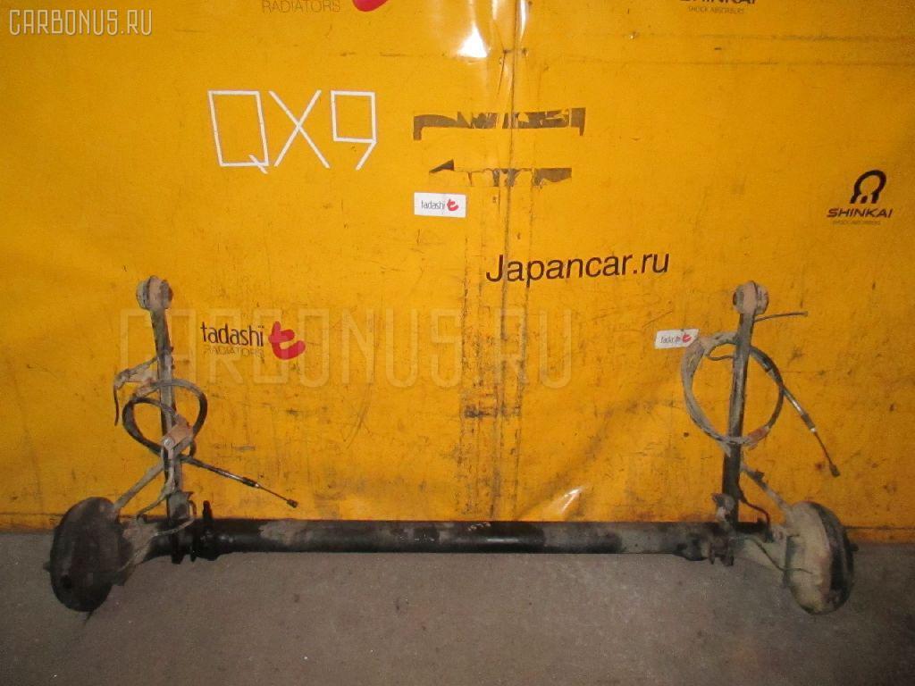 Балка подвески TOYOTA COROLLA II EL51 4E-FE Фото 3