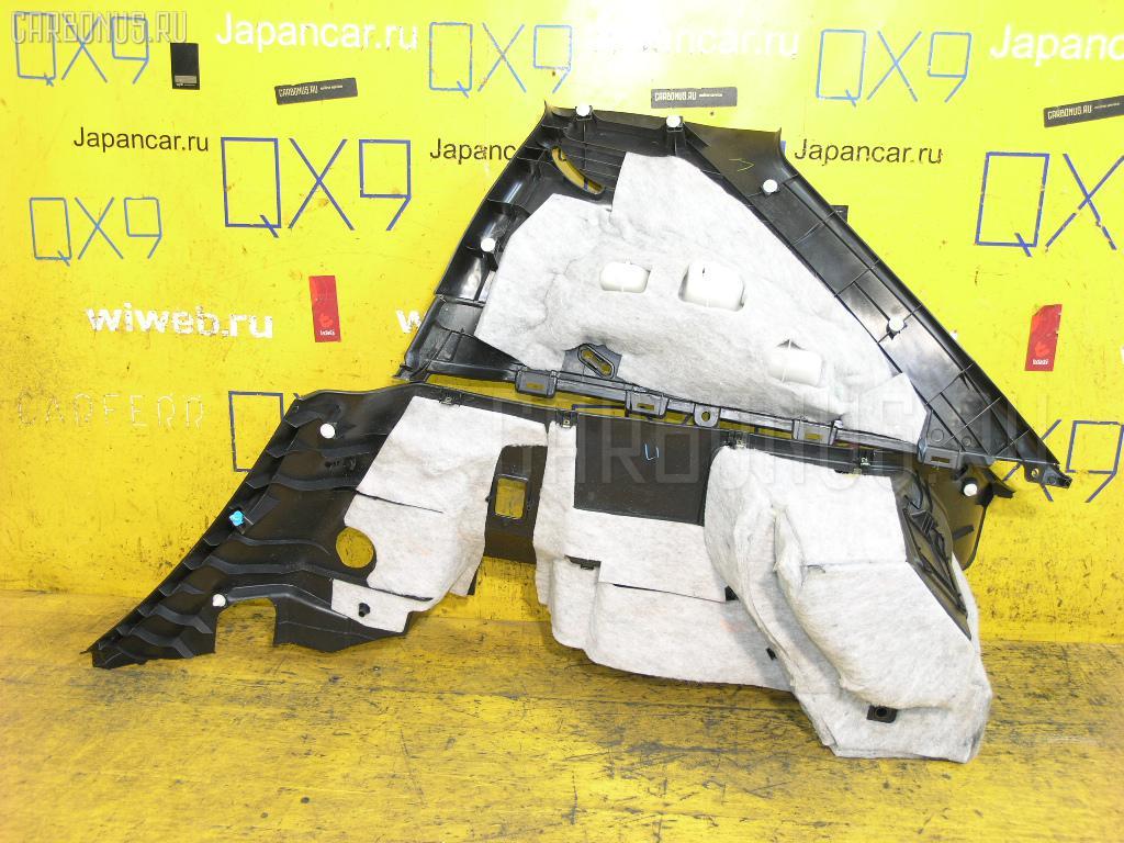 Обшивка багажника TOYOTA WILL VS NZE127. Фото 4