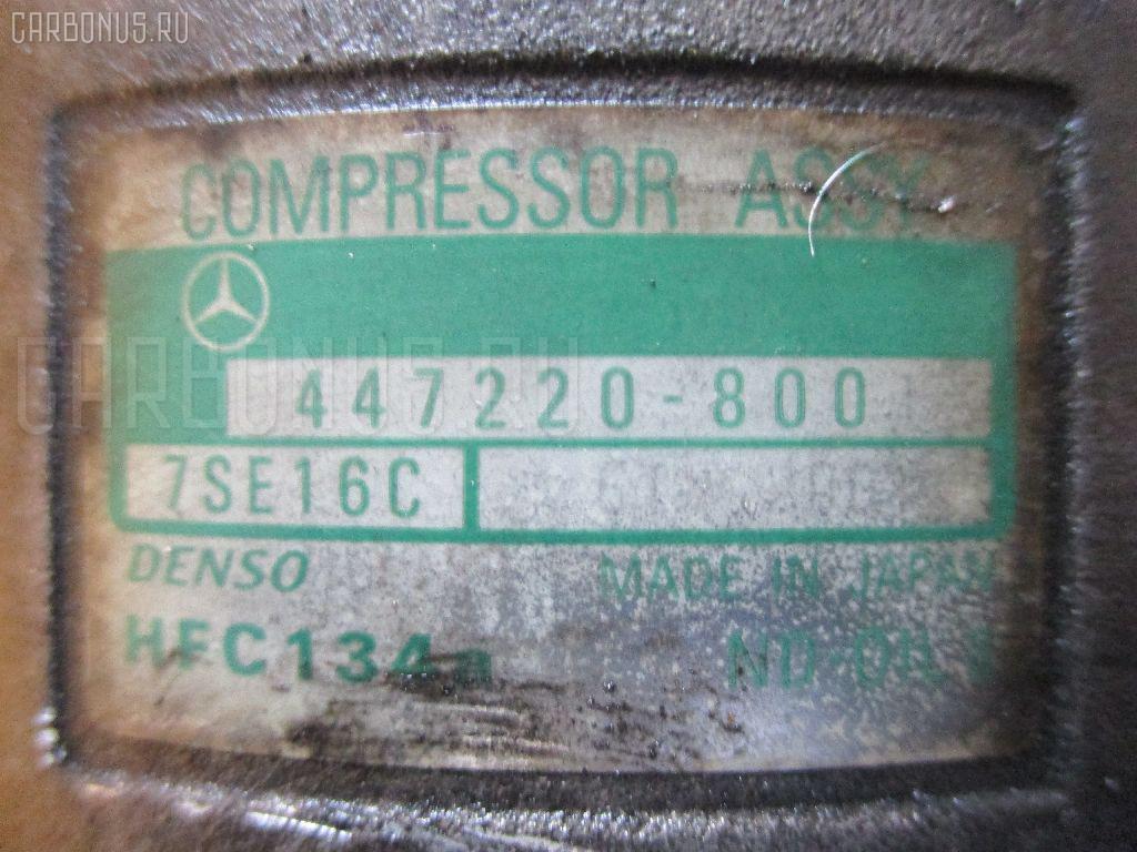 Компрессор кондиционера MERCEDES-BENZ S-CLASS W220.175 113.960 Фото 1