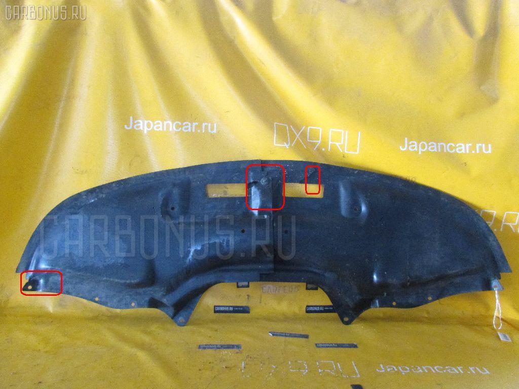 Защита бампера MERCEDES-BENZ S-CLASS W220.175 Фото 2