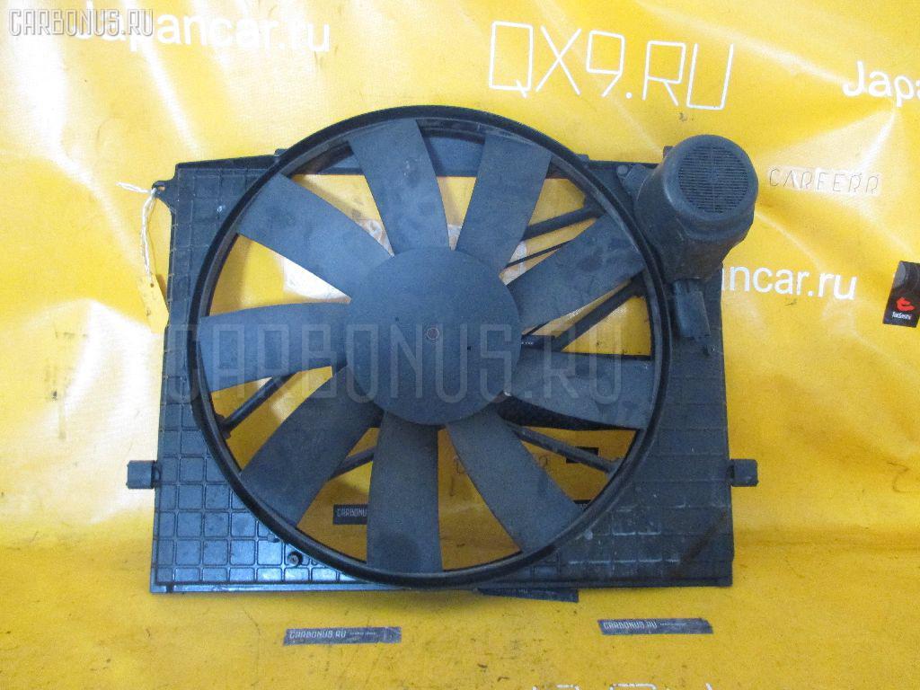 Вентилятор радиатора ДВС MERCEDES-BENZ S-CLASS W220.175 113.960 Фото 2