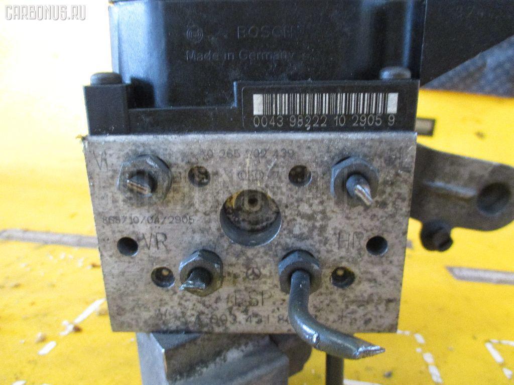 Блок ABS MERCEDES-BENZ S-CLASS W220.175 113.960 Фото 3
