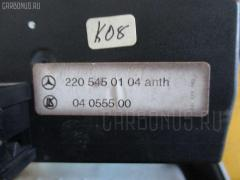 Переключатель света фар Mercedes-benz S-class W220.175 113.960 Фото 3