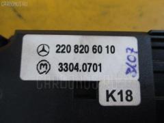 Накладка декоративная Mercedes-benz S-class W220.175 113.960 1998.09 WDB2201751A004448 2WD Фото 3