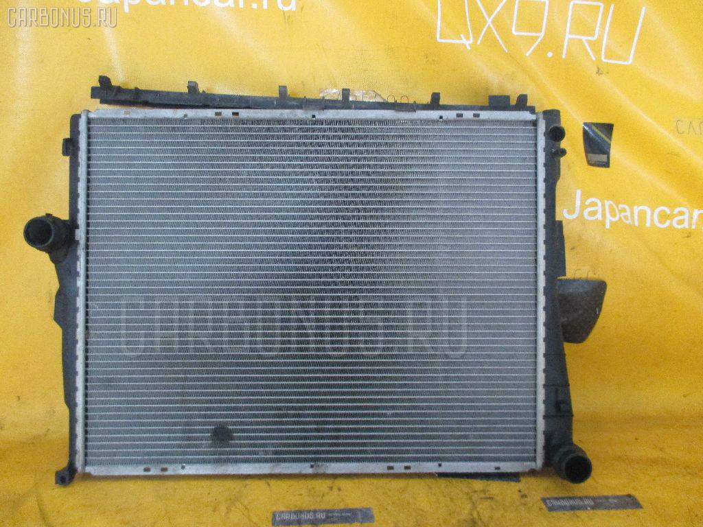 Радиатор ДВС BMW 3-SERIES E46-ET76 N46B20A Фото 1