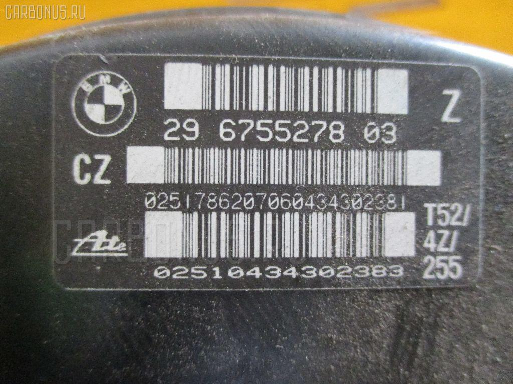 Главный тормозной цилиндр BMW 3-SERIES E46-ET76 N46B20A Фото 3