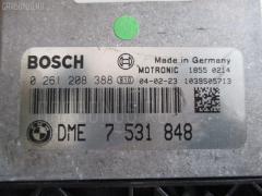 Блок EFI BMW 3-SERIES E46-ET76 N46B20A Фото 2