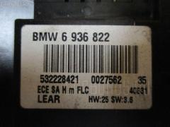 Переключатель света фар BMW 3-SERIES E46-ET76 N46B20A Фото 2