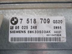 Блок управления АКПП BMW 3-SERIES E46-ET76 N46B20A Фото 2