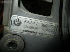 Вентилятор радиатора кондиционера BMW 7-SERIES E38-GG81 M62-448S2 Фото 1