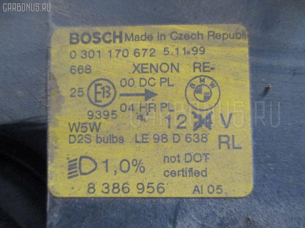 Фара BMW 7-SERIES E38-GG81 Фото 2