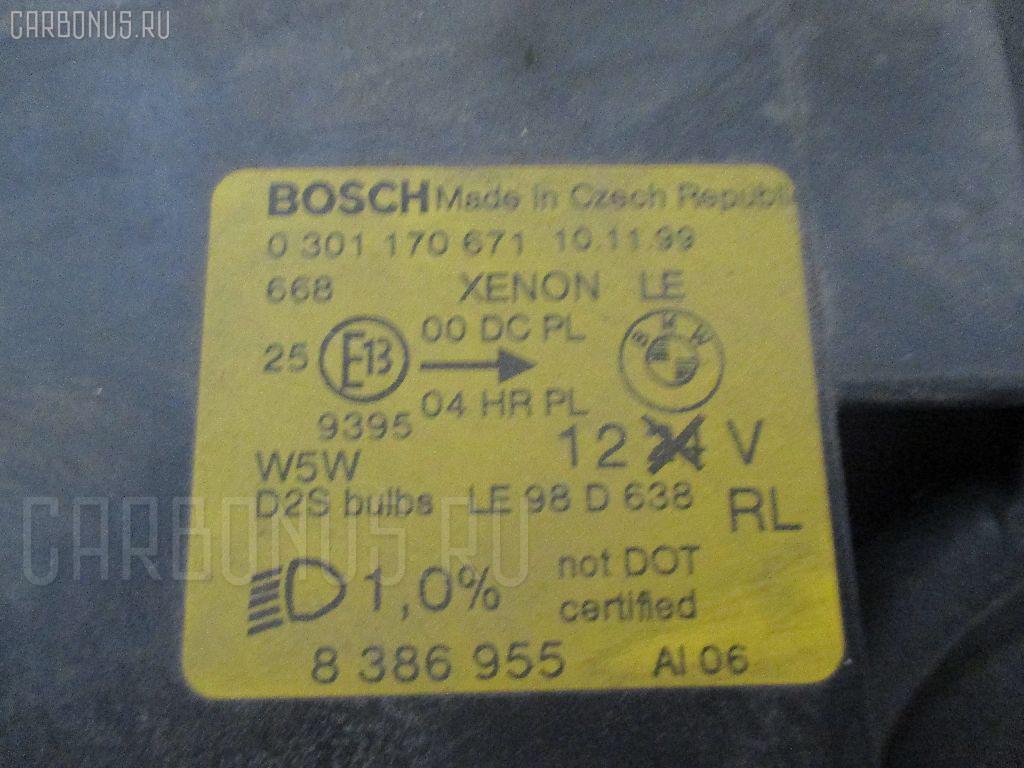 Фара BMW 7-SERIES E38-GG81. Фото 4