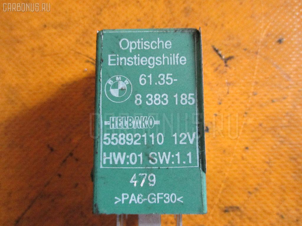 Реле Bmw 7-series E38-GG81 M62-448S2 Фото 1