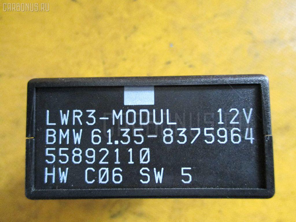 Блок упр-я Bmw 7-series E38-GG81 M62-448S2 Фото 1