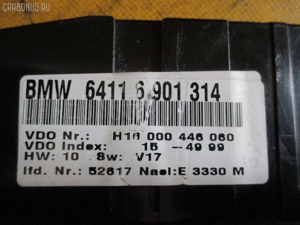 Блок управления климатконтроля BMW 7-SERIES E38-GG81 M62-448S2 Фото 4