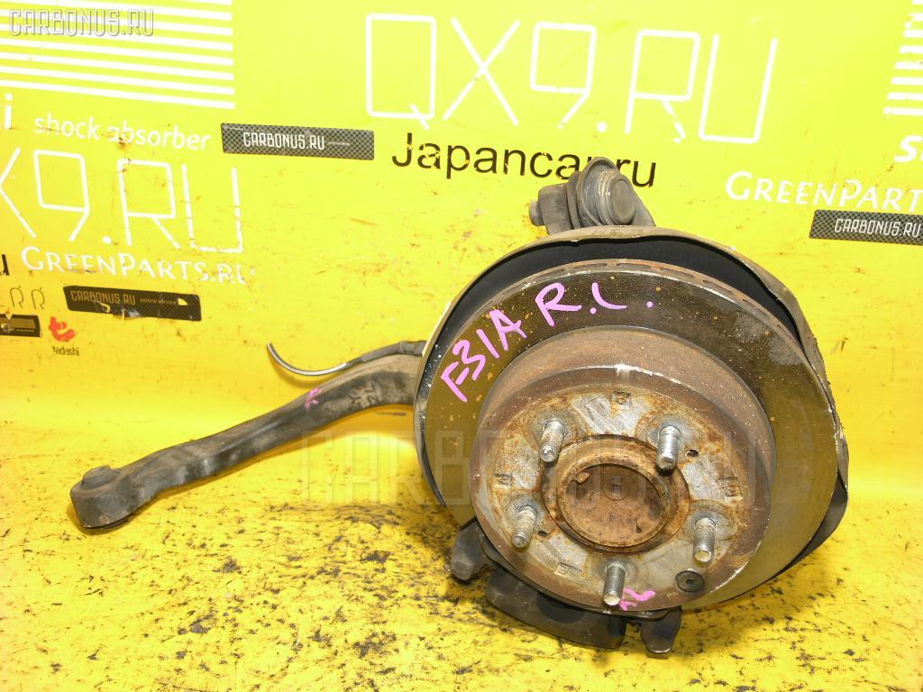Ступица MITSUBISHI DIAMANTE F31A 6G73 Фото 2