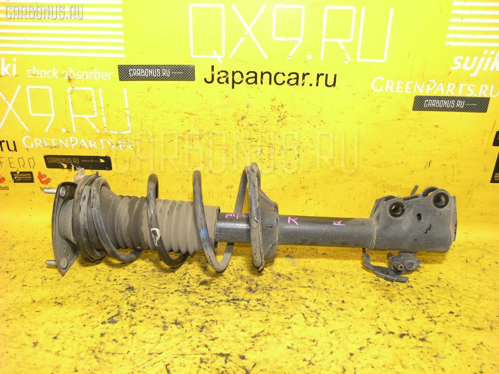 Стойка амортизатора Toyota Ist NCP65 1NZ-FE Фото 1